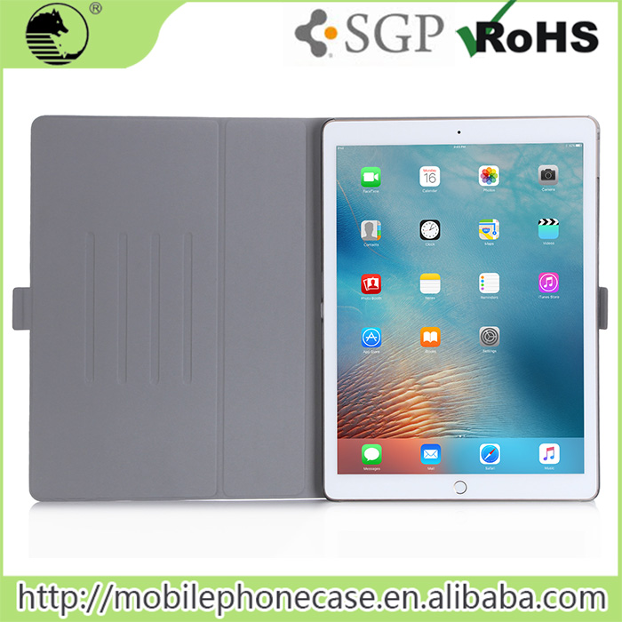 New Products Ultra Thin Design Smart Case Cover For Ipad Pro
