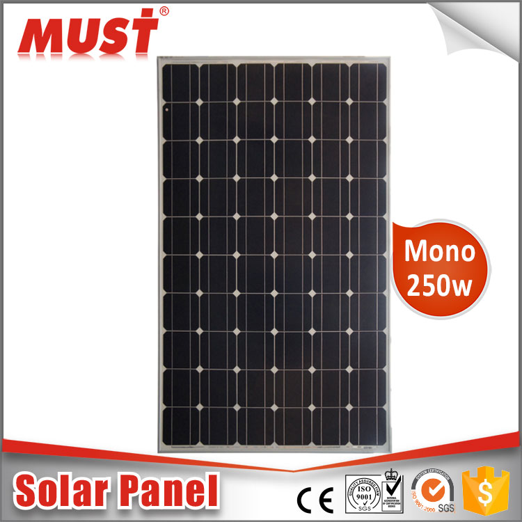 48 volt flexibel solar panels 250w for 12v battery