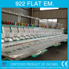 922 TAIJIMA 22 HEADS GEMSY BARUDAN EMBROIDERY MACHINE JAPAN