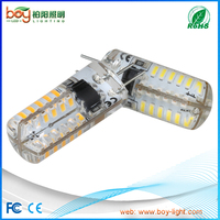 Hot selling silicon g4 led 2w g4 bulb led g4 2w