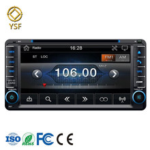6.2 Inch Android Full Touch Aux in Bluetooth DVD Player for Toyota avanza Audio System with Wifi and 3G