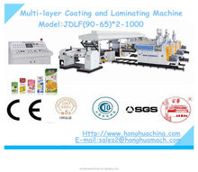 Multi-layer coating and laminating machine,non woven extrusion machine