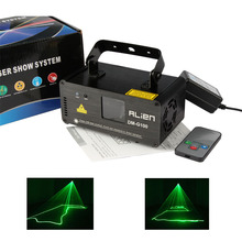 Led Green 100MW High Beam Laser Stage Light Show System