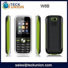 W8B 1.8inch small slim size high quality cheap mobile phones with whatsapp