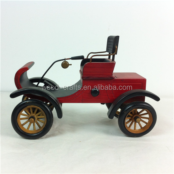 Festive and Party Favorable Gifts of Wooden Truck Model