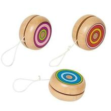 free sample factory price kids gift educational toys chinese classic wood wooden <strong>yoyo</strong> yo-yo