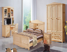 Wood Double Bed Designs with Box