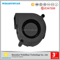 Customized 5v dc brushless blower fan , high quality centrifugal blower