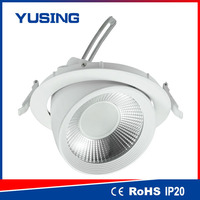 China supplier commercial light zhaga cob 30w fitting spotlights