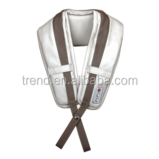 Neck and shoulder massage belt