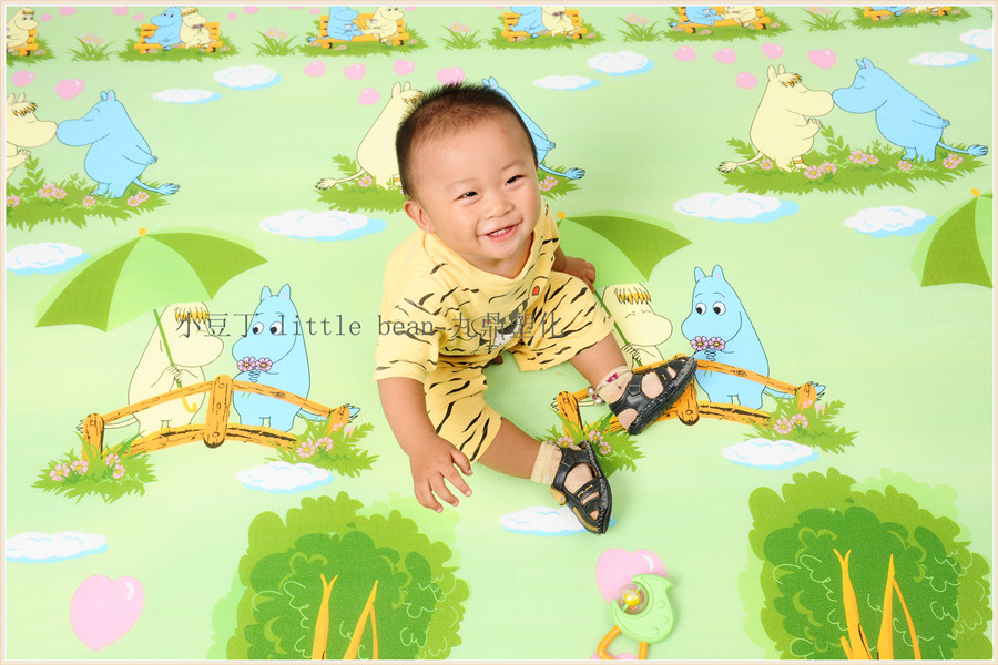 kids folding soft play mat made in China