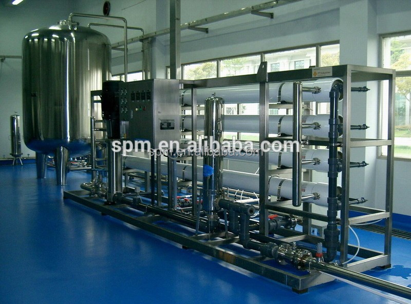 Automatic Pure Water Treatment Equipment ro water plant