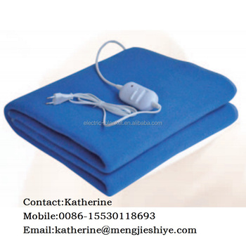 100 % Polyester Electric Heated Blankets