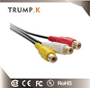 2 Rca Av Cable To 3.5mm Male Audio Cable 5m 15ft