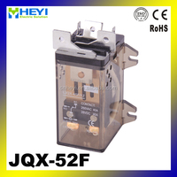 high power relay 40A general purpose electromagnetic relay JQX-52F