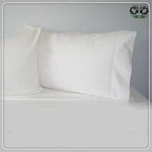 White Pillow Cover Pure Cotton Anti-allergy Hotel Soft Pillow Cases