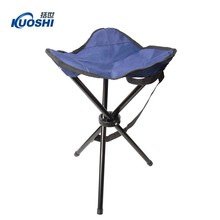 folding double camping chair with three legs for kids