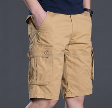 Hot sale cargo shorts casual wear mens shorts