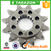 High quality stainless steel motorcycle front sprocket for CRF 450 R