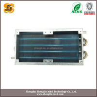 copper tube air cooled automotive surface air conditioner cool room condenser and evaporators for air handling unit