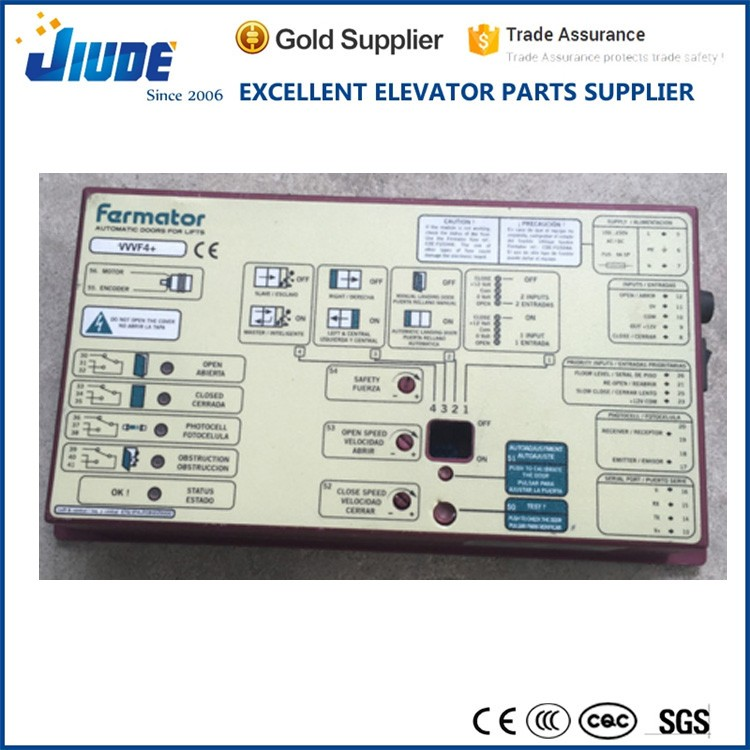 100% New Original Fermator Elevator Door Controller