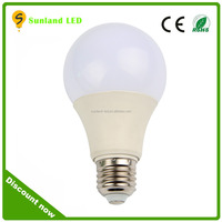 alibaba express hot sale ce rohs epistar chip3w 5w 7w 9w 12w A60 led bulb light 1200lm high bright 12w led light bulb e27