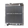 Performance classic car aluminum radiator for MUSTANG 65-66 AT