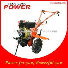 Simple Operate Hand Cultivator Hand Tillers
