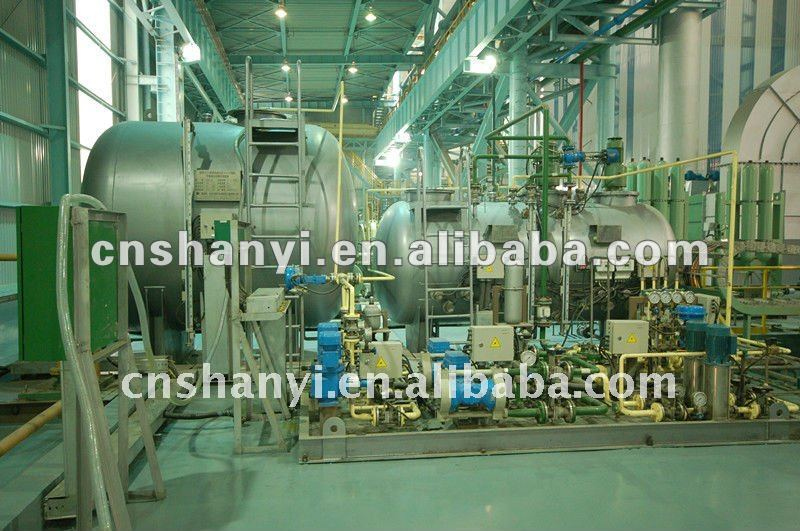 Wide steel strip annealing furnace