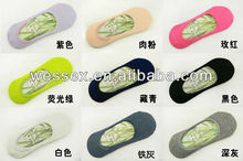 Breathable comfortable soft slipper socks with rubber
