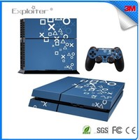 Contemporary hotsell decal skin for playstation 4 i