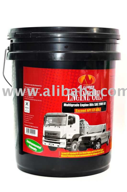 Lubricant oils
