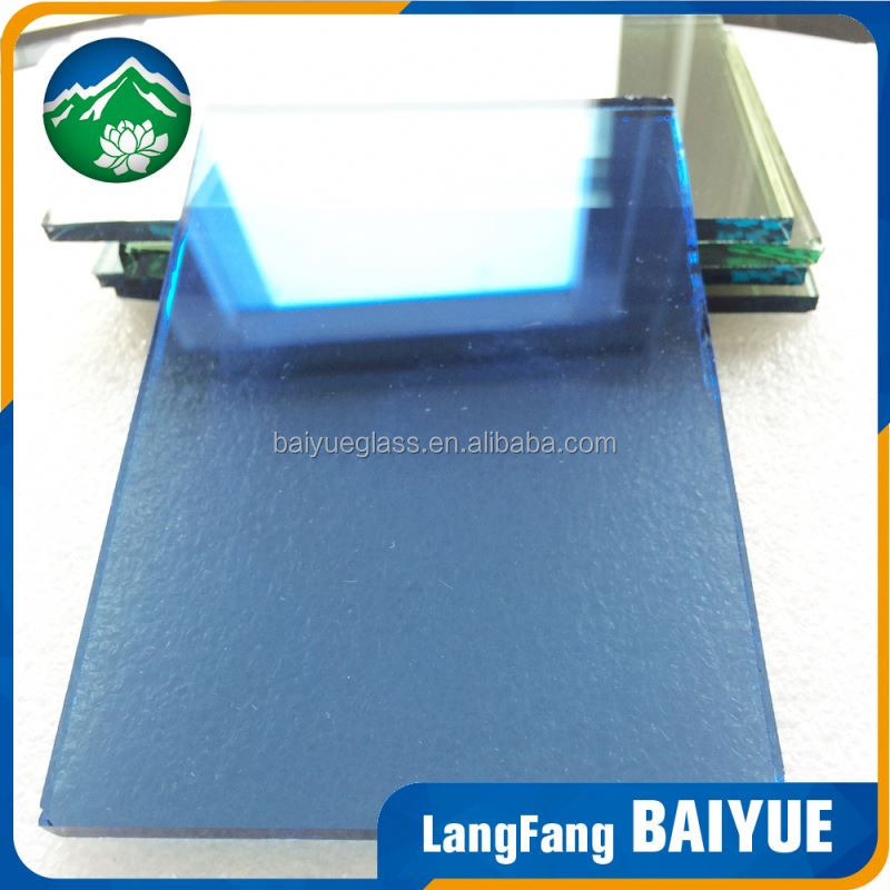 8mm 6mm float reflective float glass sheet price