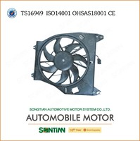 Renault Kangoo 12V DC Car Cooling Fan OEM NO.7701043963