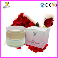 2014 whitening and purifying formulation of beauty cream