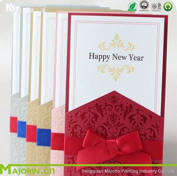 high quality beautiful birthday and christmas greeting card