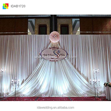 wedding curtian for event/photo backdrop/christmas backdrop
