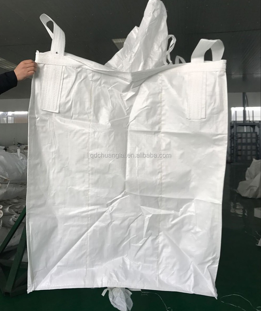 Food Grade, Breathable FIBC bulk bag for potatoes