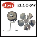 ELCO TYPE EVAPORATOR FAN MOTOR FOR FREEZER(YJF58-5W)