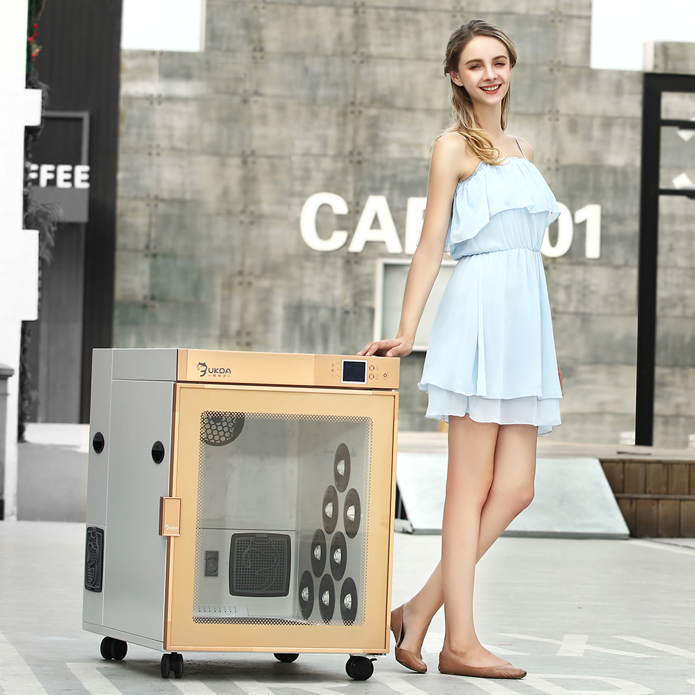 High end pet clean product pet blowing machine U3