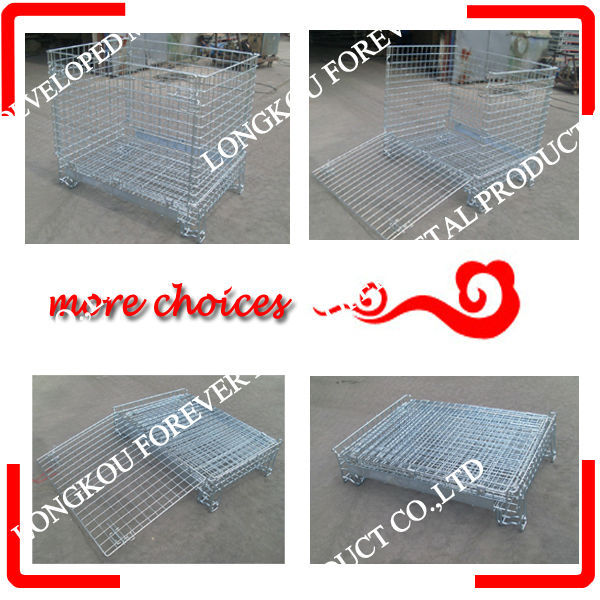 GOOD QUALITY metal storage cage