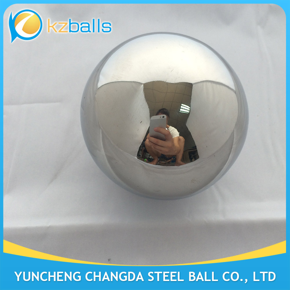 76mm small stainless steel hollow ball