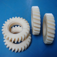 low noise Self lubricating PA66 gear PA6 gear Spur gears
