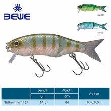 Custom Hard Plastic Multi-Jointed Fishing Lure