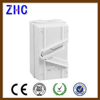 IP66 waterproof earth isolation switch for switchgear