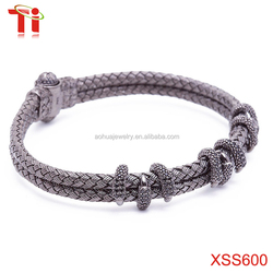 Gunblack 4mm brass claw bangle fashionable jewellery, Alibaba express new sell fashionable bracelet jewelry