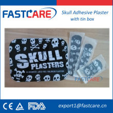 CE Sterile Promotional Sticking Cartoon Printed Wound Plaster for kids