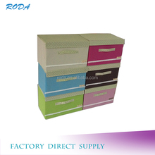 promotional factory directly gift box with lid cover