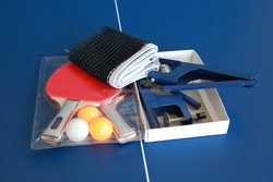 Factory production table tennis with bat,net,balls