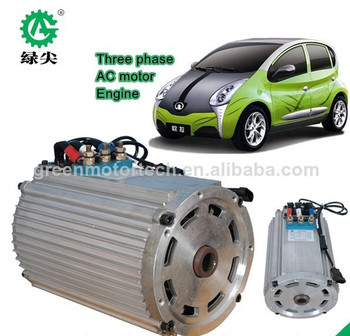 10kw 72v electric car wheel motor buy brushless ac for Auto solutions motor company